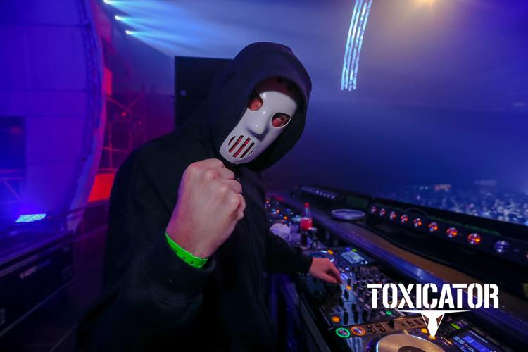 Angerfist at Toxicator