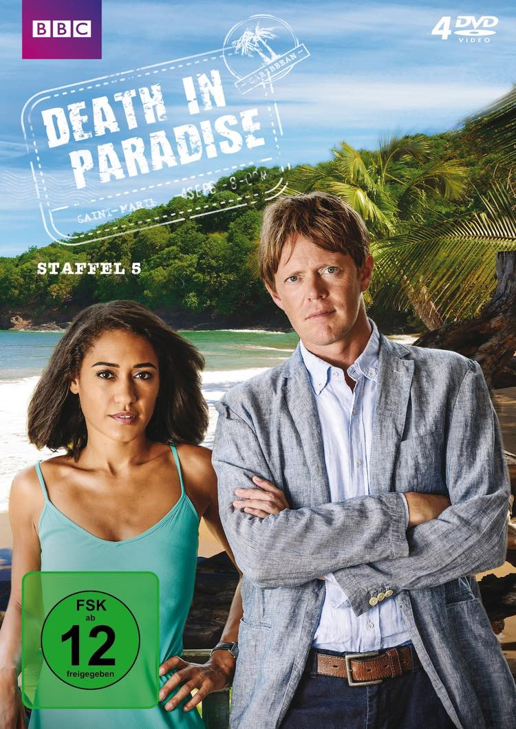 Death in Paradise - Staffel 5 Cover