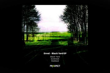 Black Yard EP - Envel