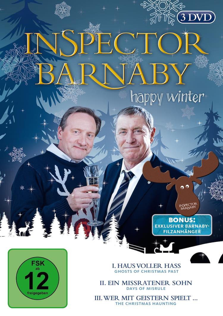 Happy Winter - DVD Cover