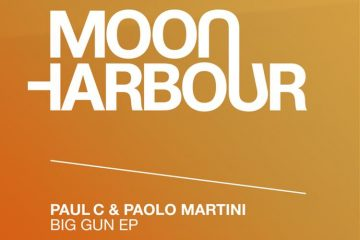 Big Gun EP - Paul C & Paolo Martini