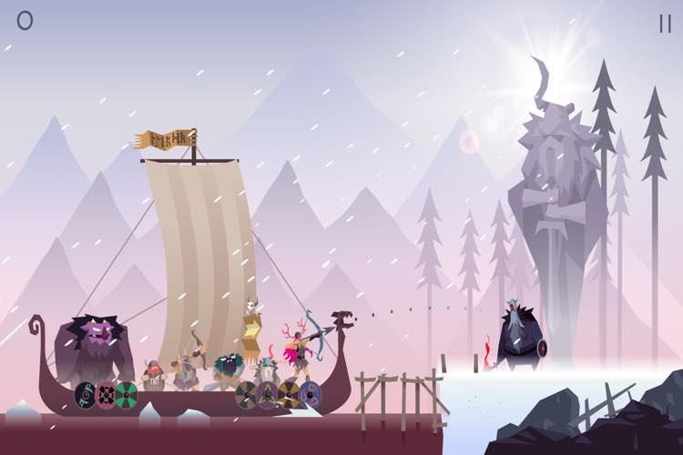 Vikings – An Archer's Journey