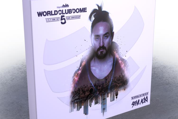 BigCityBeats World Club Dome Limited Edition Box
