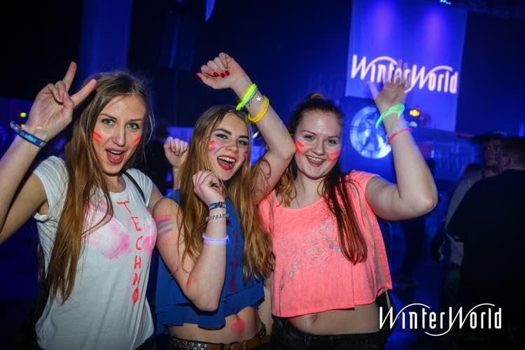WinterWorld Raver Girls