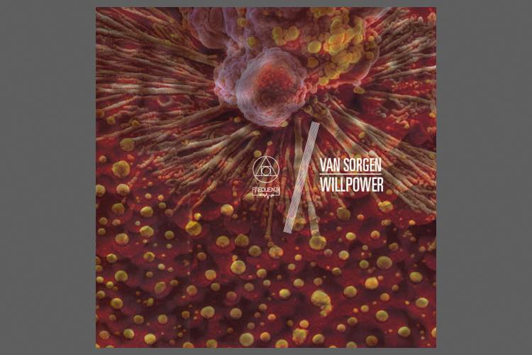 Willpower EP - Van Sorgen