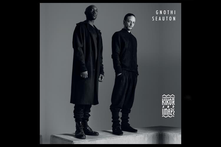 Gnothi Seauton LP von Kiko King & creativemaze