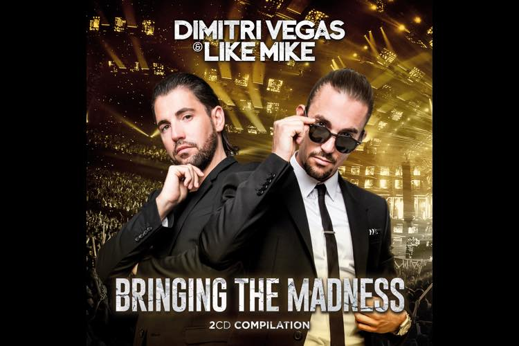 Bringing The Madness - Dimitri Vegas & Like Mike
