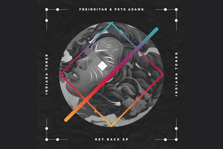 Get Back EP - Freiboitar & Pete Adams
