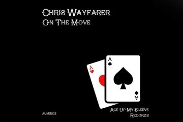 On The Move EP - Chris Wayfarer