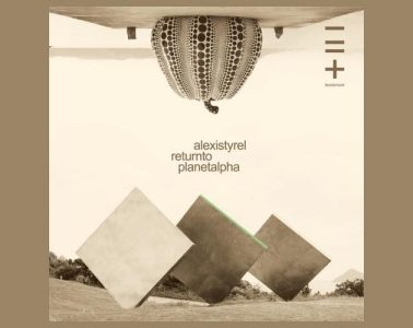 Return To Planet Alpha LP - Alexis Tyrel