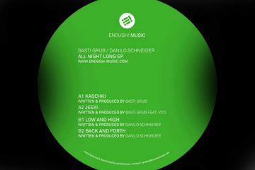 All Night Long EP by Basti Grub & Danilo Schneider