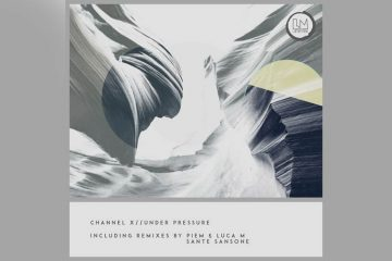 Under Pressure EP - Channel X
