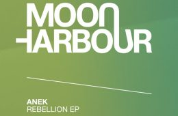 Rebellion EP - Anek