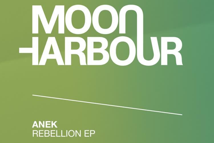 Rebellion EP - Anek