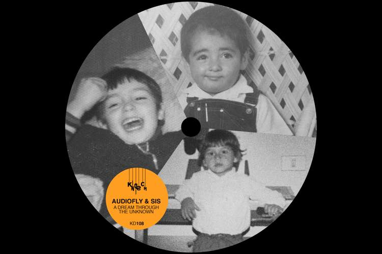 A Dream Through The Unknown EP - Audiofly & SIS