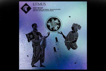 Don't Be Shy EP - Litmus
