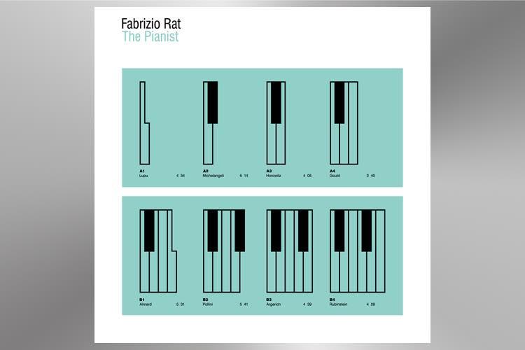 The Pianist LP - Fabrizio Rat