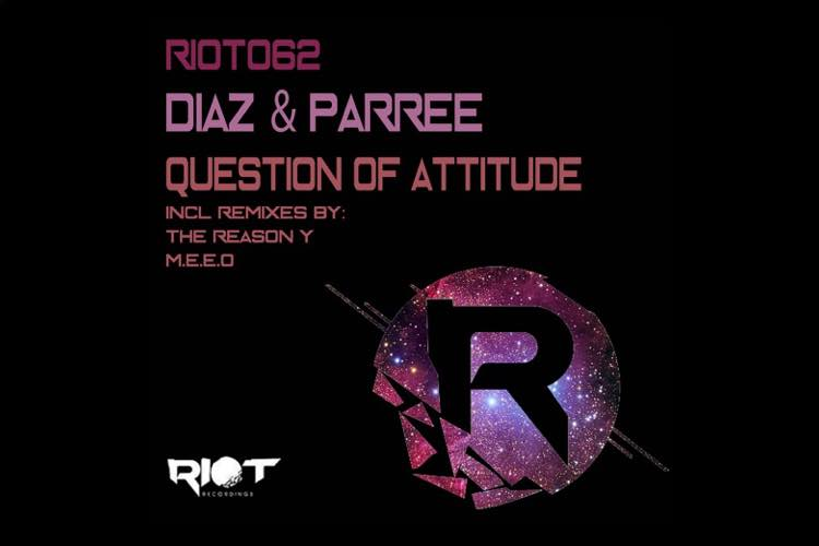 Question of Attitude EP - Diaz & Parree