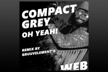 Oh Yeah! EP - Compact Grey
