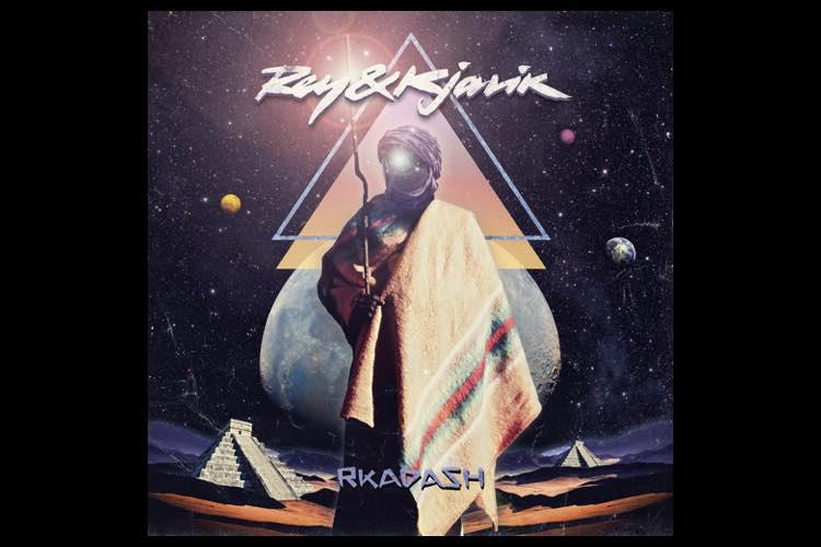 Rkadash LP - Rey & Kjavik