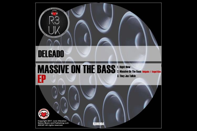 Massive On The Bass EP - Delgado
