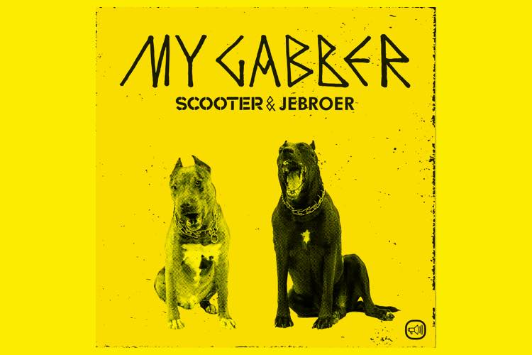 My Gabber - Scooter & Jebroer