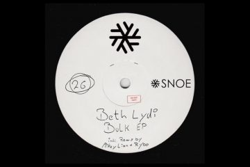 Bulk EP - Beth Lydi