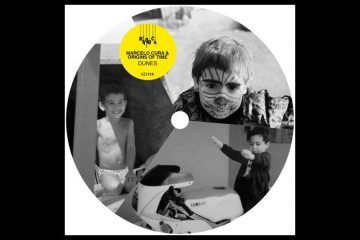 Dunes EP - Marcelo Cura & Origins Of Time