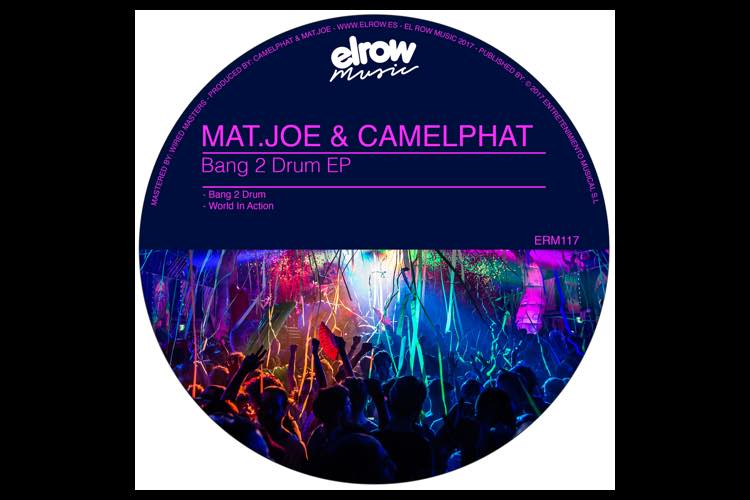 Bang 2 Drum EP - Mat.Joe & CamelPhat