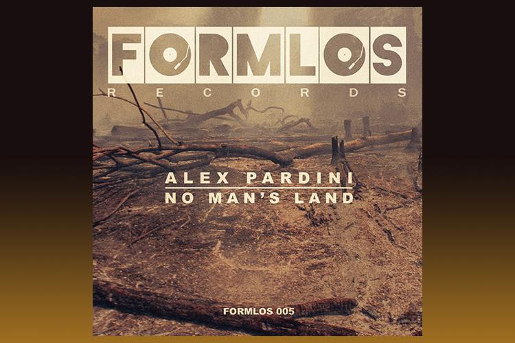 No Man's Land EP - Alex Pardini