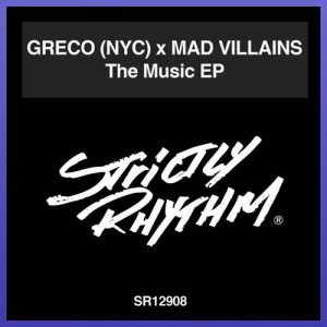 The Music EP - Greco (NYC) & Mad Villains