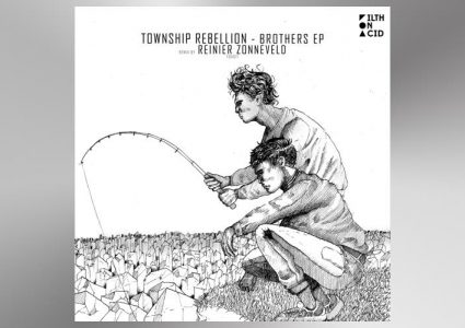 Brothers EP - Township Rebellion