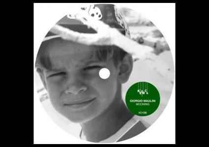 Mooning EP - Giorgio Maulini