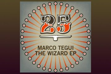 The Wizard EP - Marco Tegui