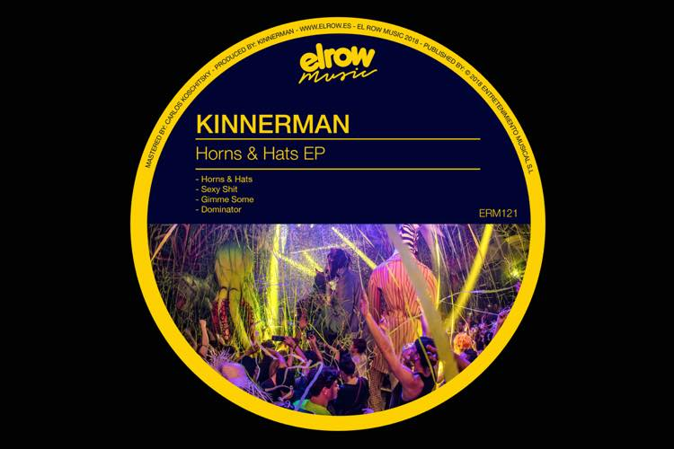 Horns & Hats EP - Kinnerman