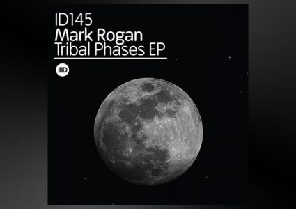 Tribal Phases EP - Mark Rogan