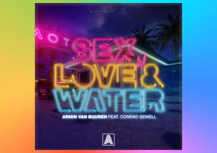 Sex, Love & Water - Armin van Buuren