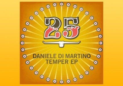 Temper EP - Daniele Di Martino