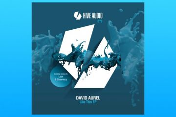 Like This EP - David Aurel