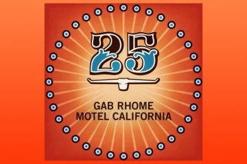 Motel California EP - Gab Rhome