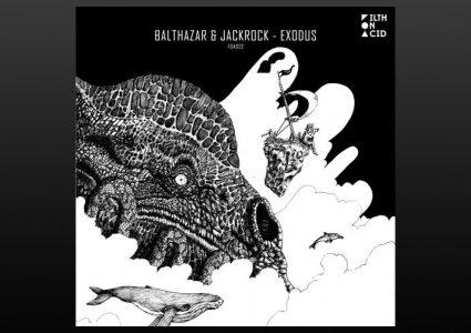 Exodus EP - Balthazar & JackRock