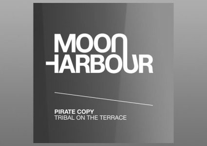Tribal On The Terrace EP - Pirate Copy