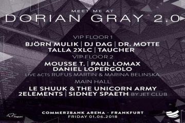 Dorian Gray 2018