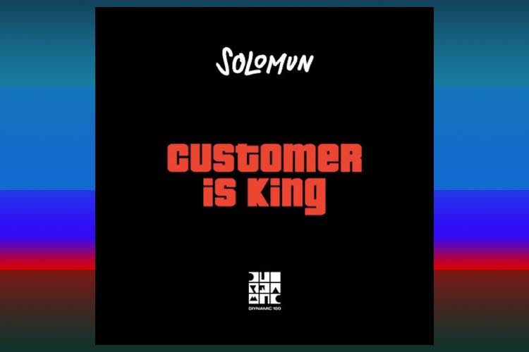 Customer Is King EP - Solomun