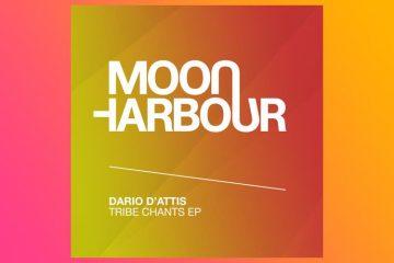 Tribe Chant EP - Dario D'Attis
