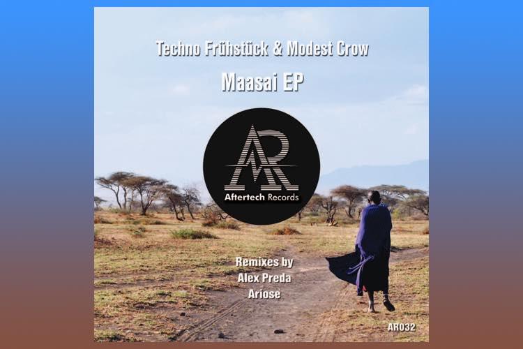 Maasai EP - Techno Frühstück & Modest Crow