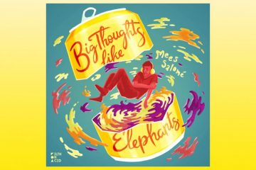 Big Thoughts Like Elephants EP - Mees Salomé