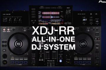 DJ XDJ-RR