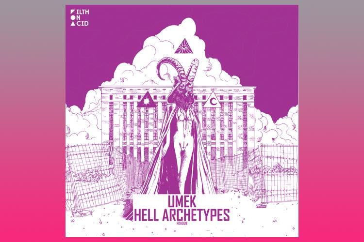 Hell Archetypes EP - Umek