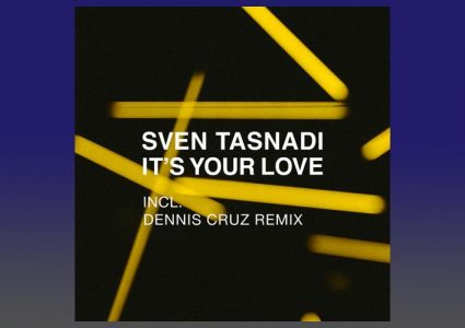 It's Your Love - Sven Tasnadi